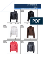 Wholesale Price List _Women Genuine Leather Jackets & Coats 4