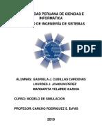 Modelo de Simulacion -Trabajo