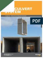 D8.1 Box Culvert System