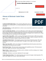 Glossary of Electronic Control Terms 3126