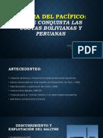 Unidad 5 Guerra del Pacífico - Jhon Sebastián Estrada