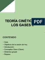 Teoria Cinetica de Los Gases i