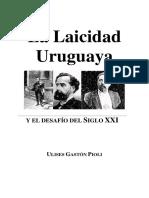 La Laicidad Uruguaya y El Desafío Del Siglo XXI
