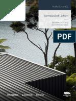 Removal of Lichen Bulletin3