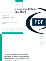 Accounting for Insurance Liabilities