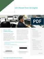 Ge Digitals Hmi Scada With Ipower Brochure