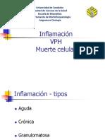 Clase n° 5 de Citología - Inflamación, VPH y Muert