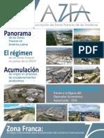 Revista Azfa Primera Edicion