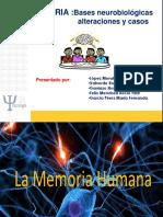 La Memoria Exposicion