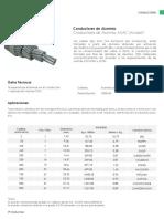 Conductores de Aluminio