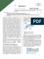 Ficha de Clase - Hidrodinámica - 2 BIM