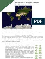 ¿Es El Mundo Tal y Como Sale en Los Mapas_ El Espejismo de Mercator _ United Explanations