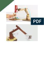 El Brazo Robotico o Hidraulico