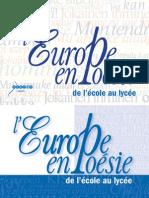 Europe en Poesie