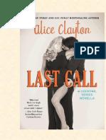 Cocktail 04.5 - Last Call - Alice Clayton