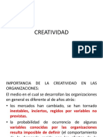 Clase 2 - Creatividad