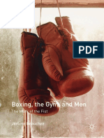 boxing and men