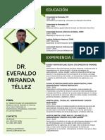 Curriculum Miranda