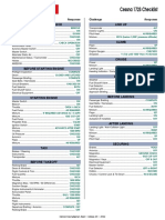 X-Plane 172 Checklist