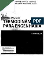 Shapiro - Princípios Da Termodinâmica - 7ªed. - Completo