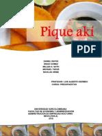 Presupuesto Pique Aki