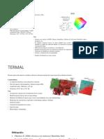 RGB y Termal