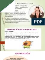 TRANSTORNOS NEUROTICOS