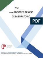 GUÍA N°2 OPERACIONES BÁSICAS DE LABORATORIO-1