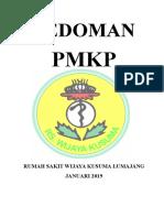 PEDOMAN PMKP 2019