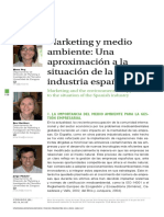 Marketing y Medio Ambient e