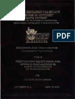 administración de las telecomunicaciones de una perspectiva organizacional