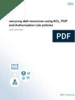 Platform Acl, Pop