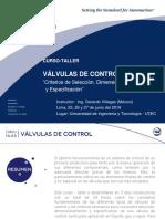Curso Isa_valvulas de Control-2019 Presentacion - Copia