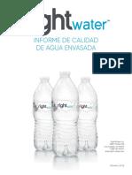 RightWater WaterQualityReport Spanish California