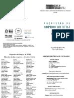 Orquestra de Sopros Da UFRJ 23 05 19