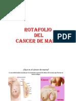 Rotafolio Del Cancer de Mama
