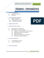 Informe Top. Corona Del Frayle