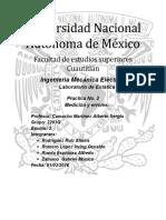 Reporte Practica 2 Estatica Medicion y errores