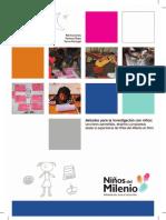 Métodos Para La Investigación Con Niños - GRADE