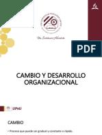 Cambio 2019