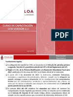 Capacitacin Cfdi Versin 3.3 Sinaloa