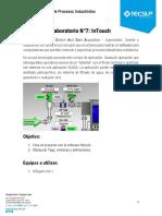 Lab 07 Supervisión de Procesos Industriales_Intouch