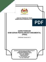 Garis Panduan FRGS_Pindaan 2017