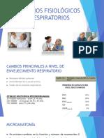 5. Cambios Fisiologicos Respiratorios
