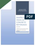 Diseño de Vigas de Concreto Reforzado
