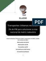 2014 Transporte Urbano No Brasil