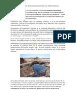 Remediación de La Contaminación de Hidrocarburos