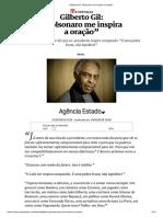 Gilberto Gil_ Entrevista