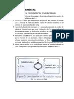Esquema Experimental - Alayo Pacheco