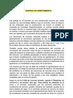 Corregido Exposicion de Control de Agrietamiento Romero